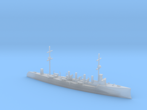 1/1800 Scale USS Chester CS-1 Scout Cruiser in Smooth Fine Detail Plastic