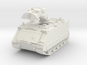 M981 FIST early (retracted) 1/87 in White Natural Versatile Plastic