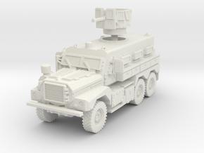 MRAP Cougar 6x6 (late) 1/48 in White Natural Versatile Plastic