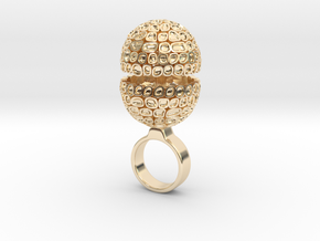 Magno 2 - Bjou Designs in 14k Gold Plated Brass