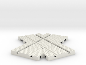 p-165stw-crossing-60d-100-w-left in White Natural Versatile Plastic