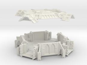 AnphelionBase_RoomGamma in White Natural Versatile Plastic