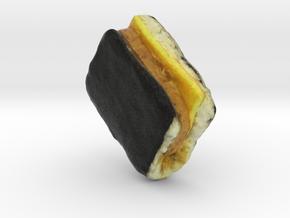 The Pork Rice Ball in Full Color Sandstone