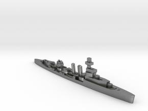 HMS Curlew 1939 1:1800 WW2 cruiser in Natural Silver