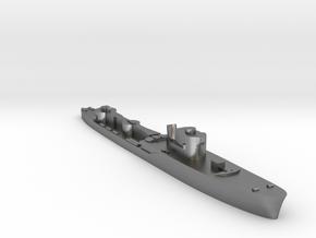 Italian Orsa WW2 torpedo boat 1:1800 in Natural Silver