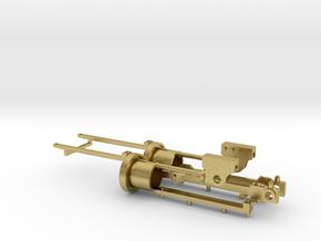 1:48 Torch Lake Drivetrain  in Natural Brass