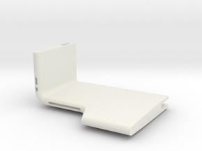 Churchill PYLON STARBOARD FORWARD REV C in White Natural Versatile Plastic