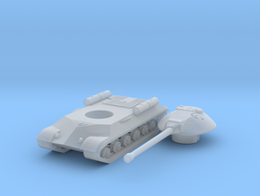1/285 IS-3M in Smooth Fine Detail Plastic: Small