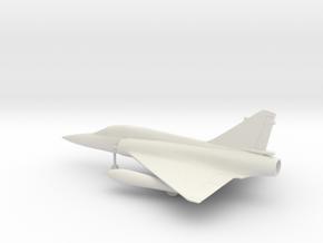 Dassault Mirage 2000D in White Natural Versatile Plastic: 1:64 - S