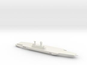 CVA-01, 1/1200 in White Natural Versatile Plastic