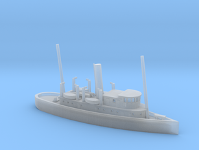 1/700 Scale 125-foot wooden ocean tug Artisan in Smooth Fine Detail Plastic
