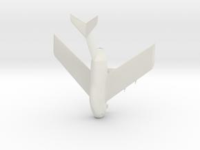1:72  Ta-183  in White Natural Versatile Plastic