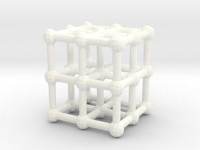 cube matrix in White Processed Versatile Plastic