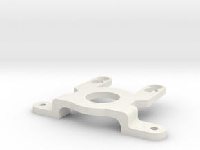 plaque friction 03 mazda pour pod ATO 102mm in White Natural Versatile Plastic