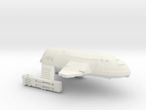 3788 Scale WYN Mako-Scout (DWS) CVN in White Natural Versatile Plastic