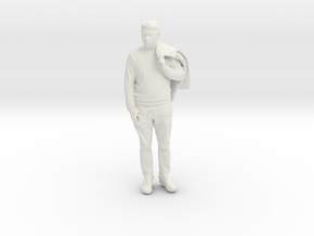 Printle C Homme 905 - 1/24 - wob in White Natural Versatile Plastic