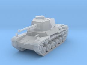 1/160 IJA Type 3 Chi-Nu Medium Tank in Smooth Fine Detail Plastic