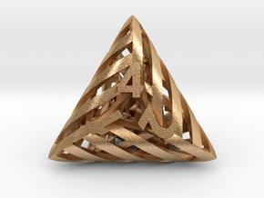 Helix d4 Mini in Natural Bronze