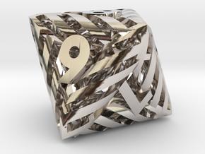 Helix d8 Mini in Platinum