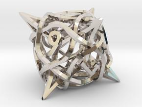 Thorn d8 V2 Mini in Platinum