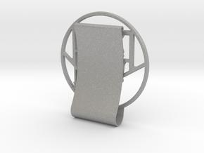 RCS_MoneyClip in Aluminum