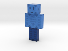 Tinarg | Minecraft toy in Natural Full Color Sandstone