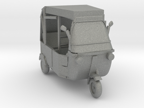 O Scale Modern Rickshaw in Gray PA12