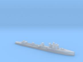 Italian Turbine destroyer WW2 1:2400 in Smoothest Fine Detail Plastic