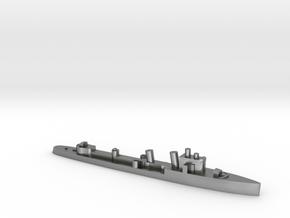 Italian Turbine destroyer WW2 1:2400 in Natural Silver