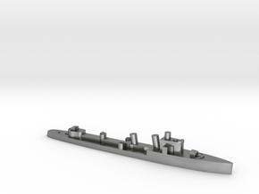 Italian Turbine destroyer WW2 1:3000 in Natural Silver
