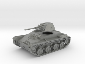 28mm 1/56 T-60 light tank  in Gray PA12