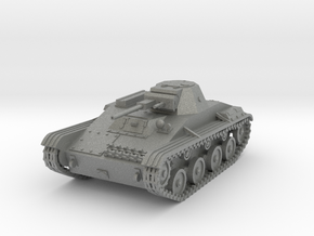 28mm T-60 tank (fixed turret) in Gray PA12