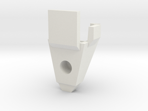 nosecone of ape in White Natural Versatile Plastic