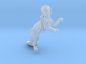 Anthropomorphic male light armor cat taur 1(HSD mi in Smooth Fine Detail Plastic