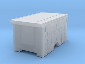 1/160 Scuba/Dive Body V1 in Smooth Fine Detail Plastic