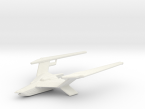 Section 31 Ship in White Natural Versatile Plastic