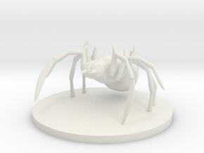 Spider - Scythe Spider in White Natural Versatile Plastic