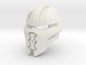 Noble Avohkii (Msw41's Variant) in White Natural Versatile Plastic