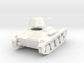 1/48 T-60 tank in White Processed Versatile Plastic