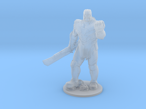Thanos Endgame 55mm figure miniature in Smooth Fine Detail Plastic