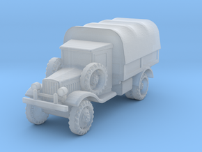 Marmon-Herrington 2-axles 1:285 in Smooth Fine Detail Plastic