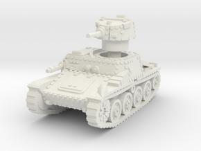 Praga R1 Tank 1/76 in White Natural Versatile Plastic