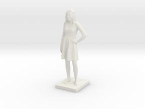 Printle C Femme 628 - 1/24 in White Natural Versatile Plastic