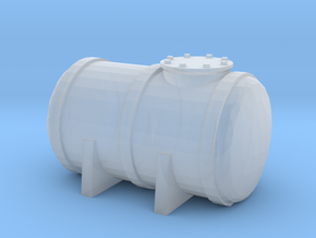 Petrol Tank 1/285 in Smooth Fine Detail Plastic