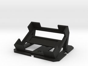 Angled Filter Cube Holder for Zeiss or Nikon in Black Natural Versatile Plastic
