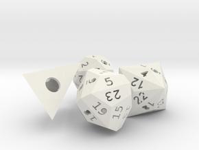 Punnort's bundle in White Natural Versatile Plastic