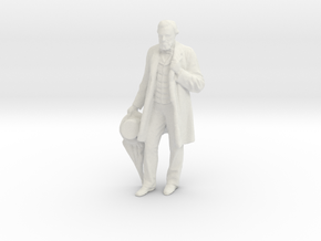 Printle C Homme 1486 - 1/32 - wob in White Natural Versatile Plastic