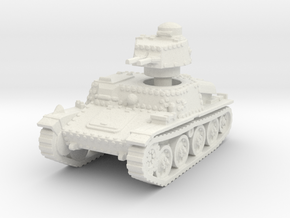 Praga AH IV-S 1/100 in White Natural Versatile Plastic