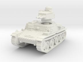 Praga AH IV-S 1/76 in White Natural Versatile Plastic