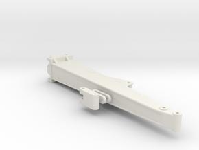 Sennebogen 830-M Vario-Tool ULM-Stiel in White Natural Versatile Plastic: 1:50